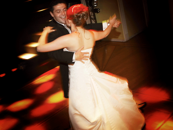 Wedding dance lessons step by step