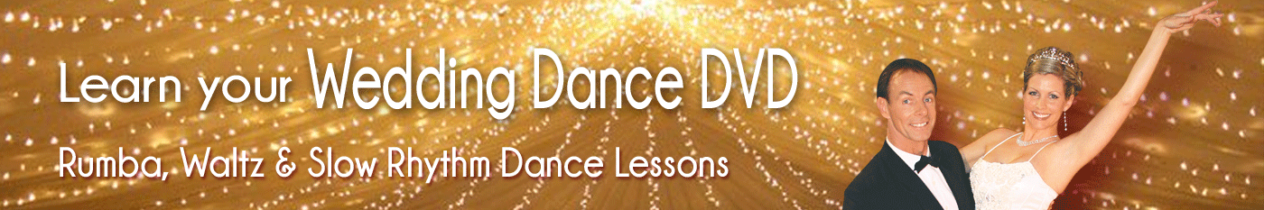 Wedding Dance Lessons DVD Logo